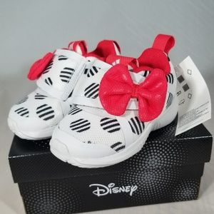 ADIDAS X DISNEY FORTARUN X SHOES MINNIE CF I